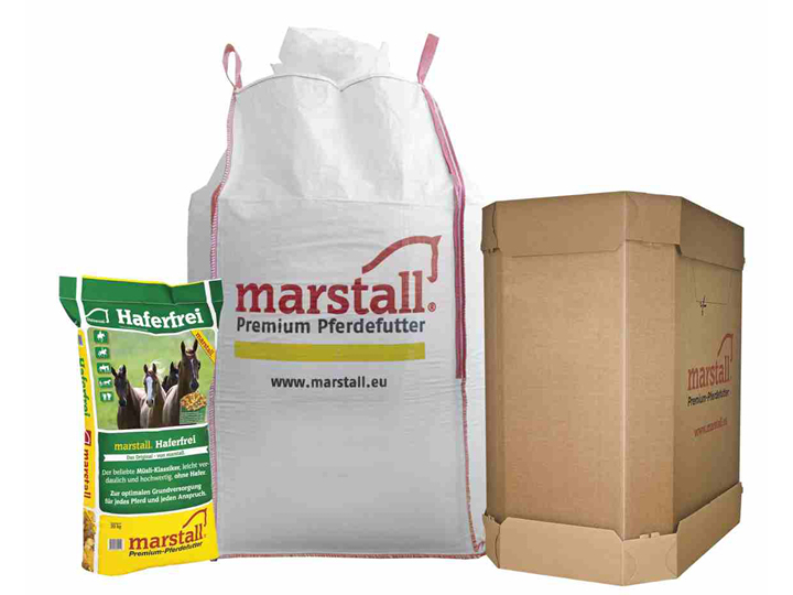 marstall package sizes